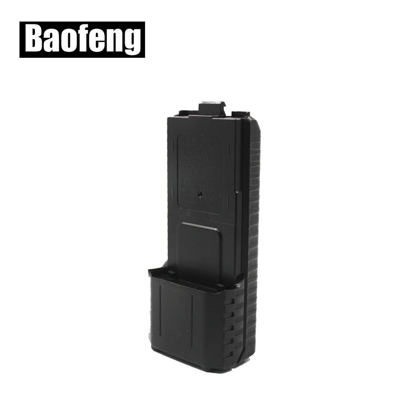 Rozszerzony 6X AA Battery Case do BAOFENG UV5R 5RA 5RB 5RA + BL-5L Two Way Radio