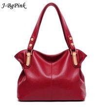 20f774ee36 2019 bolsas de luxo mulheres sacos de designer de 100% Couro Genuíno Bolsa  de Ombro