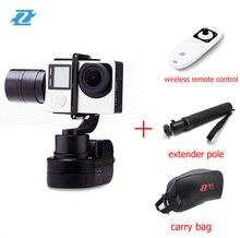 Zhiyun Z1 Rider-M 3-Axle usable cámara cardán para GoPro 3 4 con Control remoto inalámbrico de regalo lleva el bolso y poste de extensión