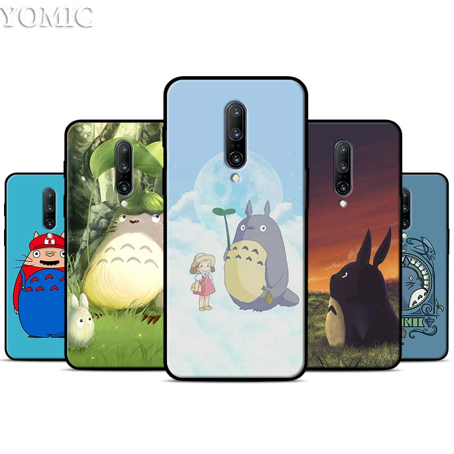 cartoon Spawn Silicone Case for font b Oneplus b font font b 7 b font 7Pro