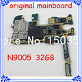 LTE 4G mainboard system board Europea version 32GB original motherboard for samsung Note 3 n9005 unlocked Logic board