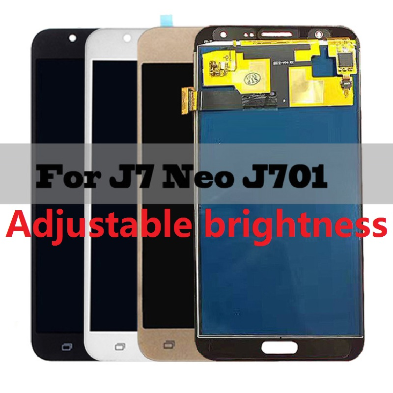 US $12 0 |For Samsung Galaxy J7 NXT LCD J701F J701M J701F/DS J701 LCD  Display Touch Screen Digitizer 1920x1080 5 5 inch Sensor Panel-in Mobile  Phone