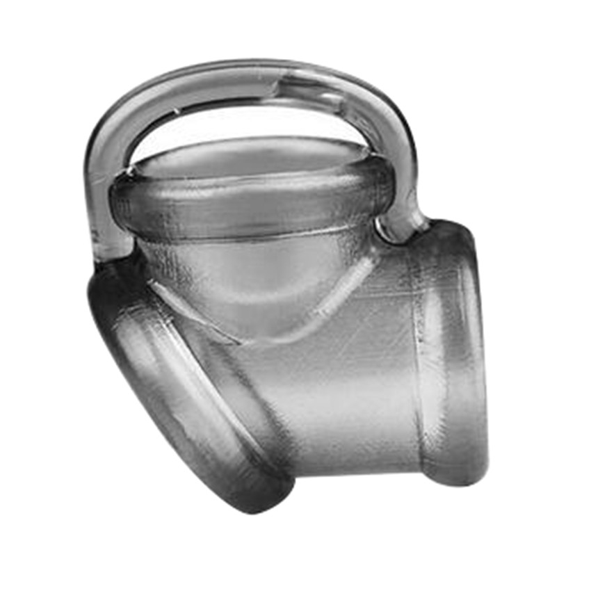 Zerosky Male Scrotal Binding Cock Ring Sex Toys Silicone Time Delay Penis Ring Scrotum Ring Chastity Cage Penis Sleeve for Men 12