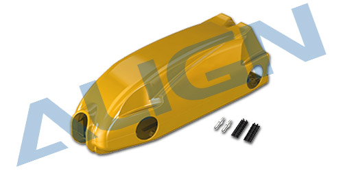 align trex MR25X Canopy - Black/Yellow/Green HC42508/HC42507/HC42506 Trex MR25 Spare Parts Free Shipping with Tracking