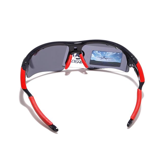 KDEAM KD850 Cyclist Sport Polarized Sunglasses