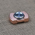 Funny Hand Fidget Finger Gyro Rose Gold Spinner Classic Toy Funny Gift For Children Adults Attention Keep Hands Busy