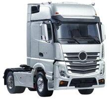 цены на Two-axles TRAILER For 1:14 RC Tractor Truck Hauler Assembly Kit02 Similar Tamiya  в интернет-магазинах