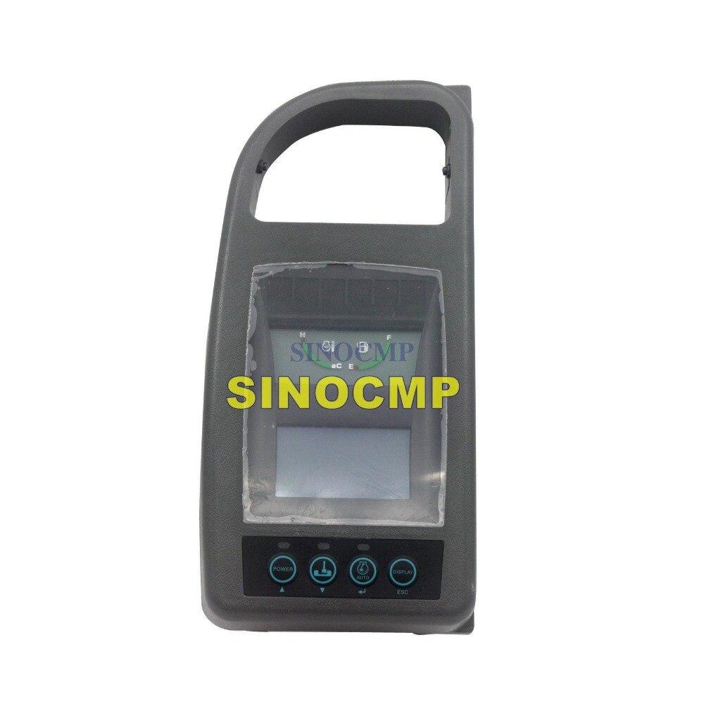 DH225LC-5 DH225LC-V jauge de moniteur 543-00048 539-00048G pour pelle Doosan Daewoo, garantie 1 an