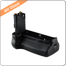 Battery Grip for Canon EOS 6D DSLR Digicam as LP-E6 Battery BG-E13