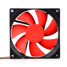 90x90x25mm 3pin Hydraulic Bearing Computer Case Cooling Fan 12V DC 90mm Computer Cooler Fan High Quality Fan
