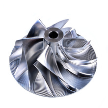 Kinugawa Turbo Roda Do Compressor Boleto 46.8/69mm 6 + 6 para RHC6 IHI para Yanmar MYAV MYBC MYBF