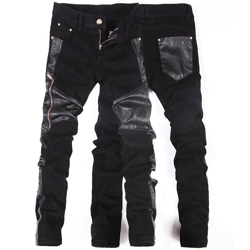 1e3b8c1e0 pantanones jeans ala moda para hombres