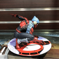 The Homecoming Spider Man Action Figure 1 10 Scale Painted Figure Winter Dress Ver Spider Man
