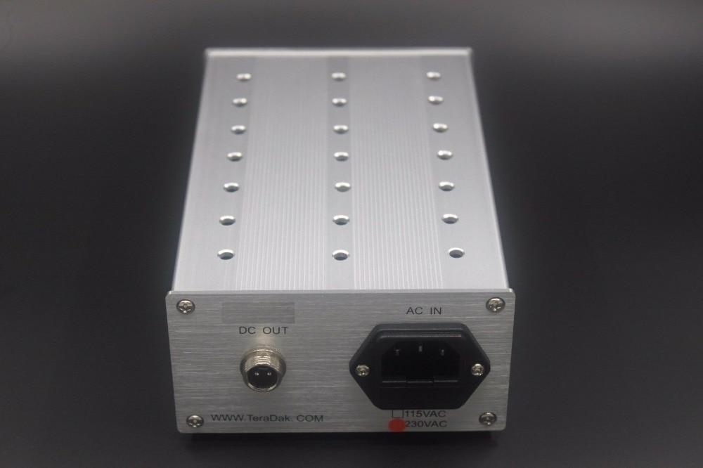 Teradak DC-30 15V / 1A WNAGRA LB regjistrues dixhital furnizues - Audio dhe video në shtëpi - Foto 4