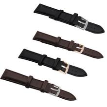 18 MM 20 MM hommes et femmes marque de luxe bracelet en cuir casual quartz montre bracelet en cuir