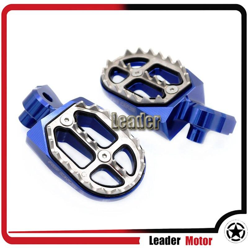 For YAMAHA YZ YZF YZ85 YZ125 YZ250 YZ250F YZ426F YZ450F WR250F WR400F WR426F WR450F YZF450 WRF450 Billet MX Foot Peg Rest Pedal bikingboy mx offroad folding gear shift lever pedal for yamaha yz250 400 426 450 f 98 13 wr250 400 426 f wr250f wr400f wr426f 98