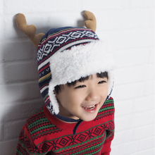 Buy reindeer winter cap and get free shipping on AliExpress.com 5f7e0c19041