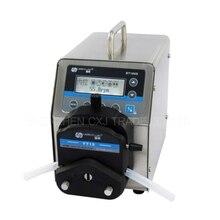 1 шт. BT100S/YZ15 светодиодный цифровой дисплей низкий точный поток переменная скорость перистальтический насос для водяных насосов