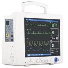 CONTEC CMS7000 TFT 12,1 'ICU DA& CE etCO2 монитор портативный жизненные знаки монитор пациента 7 параметров, капнограф