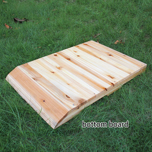 Image 5 - Caja de madera automática para colmena de abejas, equipo de apicultura, herramienta de apicultura para suministro de colmena de abejas, 66*43*26cm, alta calidad