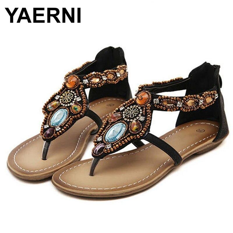 Purple Lotus Clothing | Sandals Flat Female Summer Women Shoes