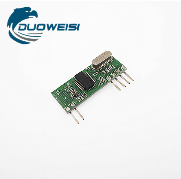 ASK Receiving Module 433M 315M RXB8 RXB12 RXB2 3400 RXB6 RXB4 Substitute MICRF211 SYN470, SYN480, SYN500, PT4302 Wireless Module