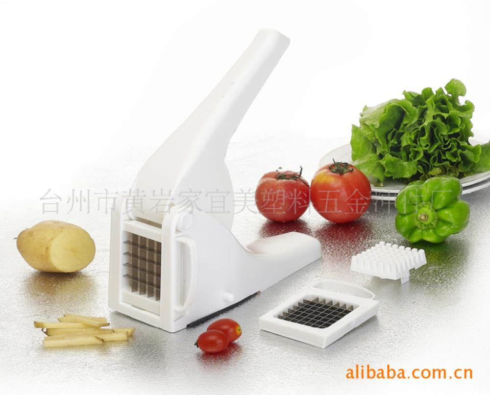 Fruit Vegetable Tools Slicer New Potatoes Planing Device Potato Fries Cutter Multifunction Devices Chips Making Machine Shredder