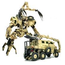 Dönüşüm TF rüyalar Bonecrusher GOD 09S GOD09S Film filmi klasik MP seviyesi toplama aksiyon figürü robotlar oyuncaklar