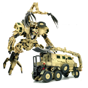 Image 1 - Transformation TF rêves Bonecrusher GOD 09S GOD09S Film Film classique MP niveau Collection figurine robot jouets