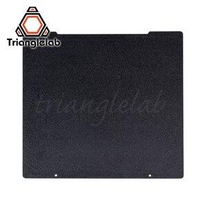 Image 2 - Trianglelab 241x252 Double face Texturé PEI Printemps Acier Feuille Poudre Enduit PEI Construire Plaque pour Prusa i3 MK2.5S mk3 MK3S