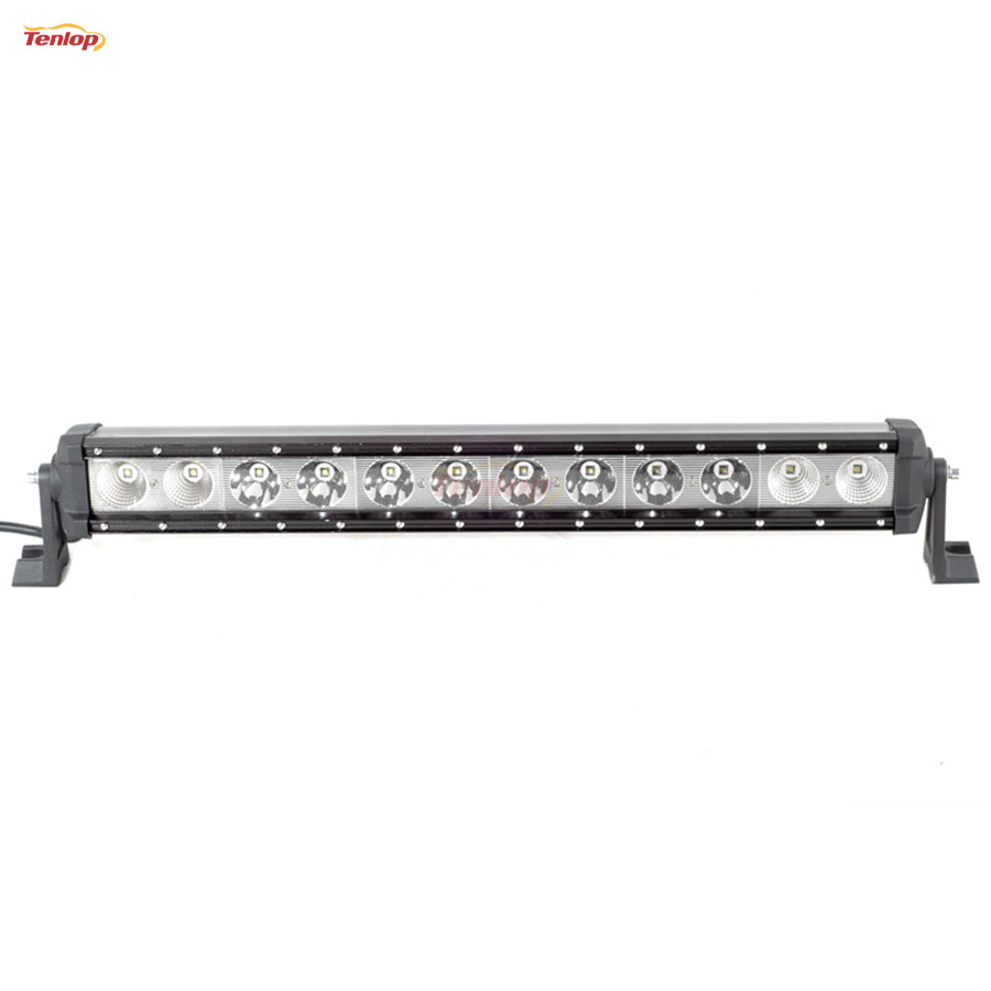 super bright 26 inch 120w single row led light bar for. Black Bedroom Furniture Sets. Home Design Ideas