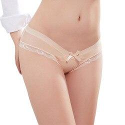 Women Clothing Faja Postparto Women's Lower-waist Panties Lace Seamless Soft Care Abdomen Underwear Breathable Panties