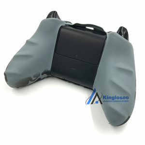 Image 5 - لينة سيليكون الجلد كم واقية غطاء مطاطي لوحدة تحكم XBOX One سليم X S