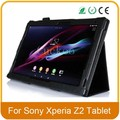 For Sony Xperia Z2 Tablet 10.1 inch Smart Cover (2014 release),Ultra-slim Profile Lightweight PU Leather Case, Auto Wake/Sleep
