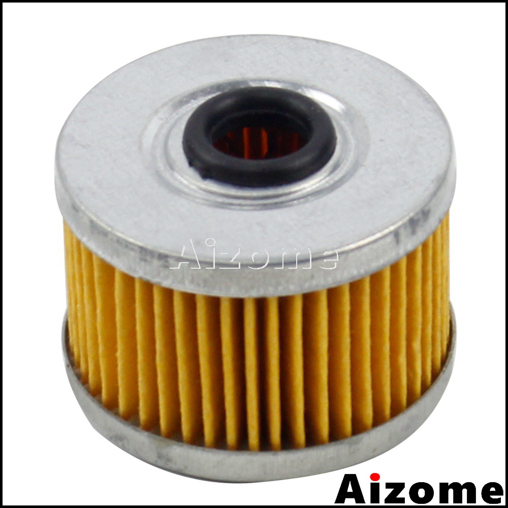 Motorcycle HF113 Oil Filter For Honda ATV <font><b>ATC</b></font> TRX 500 450 420 <font><b>400</b></font> 350 250 300 250 image