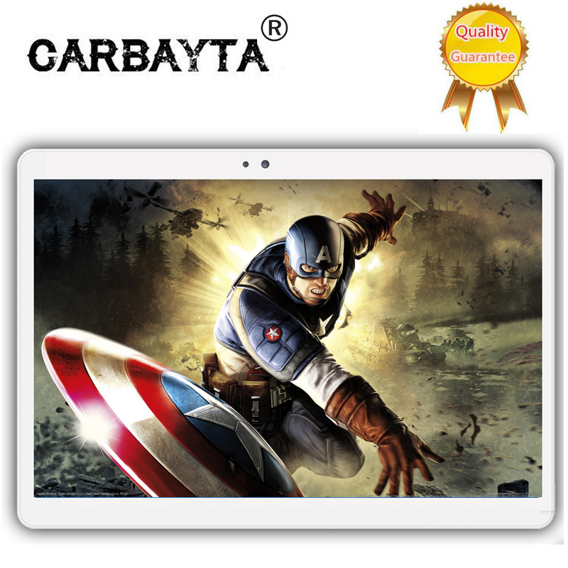 DHL Free Shipping Android 7.0 10.1 inch MT6797 K109 tablet pc  10 Core 4GB RAM 64GB ROM 1920x1200 IPS 4G LTE Gift tabletter