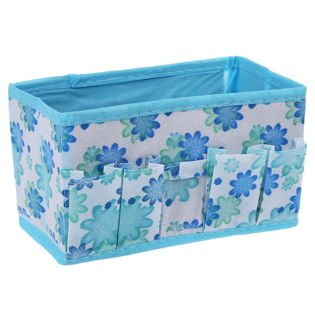 "Folding Make up Cosmetic Storage Box Container Bag Case ""Send Random Color"""