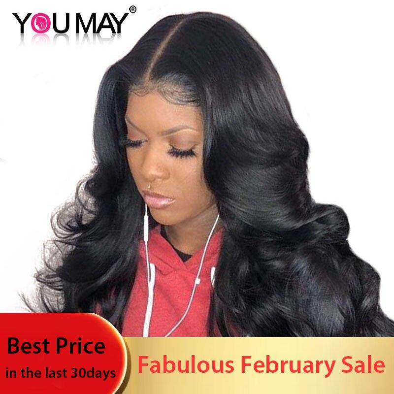 13x6 синтетические волосы на кружеве человеческие волосы Искусственные парики для женщин 250% плотность бразильский средства ухода за кожей в
