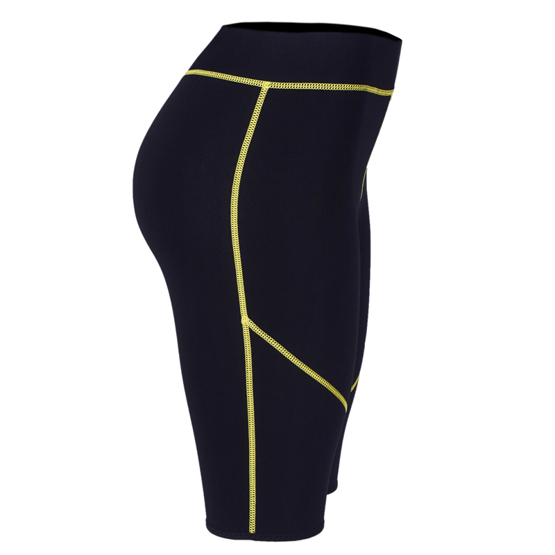 64104a2729 NEW Body Shaper Slimming Neoprene Underwear Black panty Sauna ...