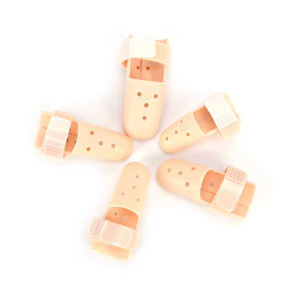 hot sale Hand Finger Splints Support Brace Mallet Splint for Broken Fingers Joint Fracture Pain Protection Adjustable Hook 1Pc 2