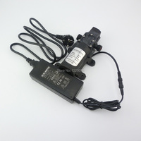Nuotrilin 60W Booster Water Pump Small Diaphragm Self Priming 12 V Mini Water Pump Home