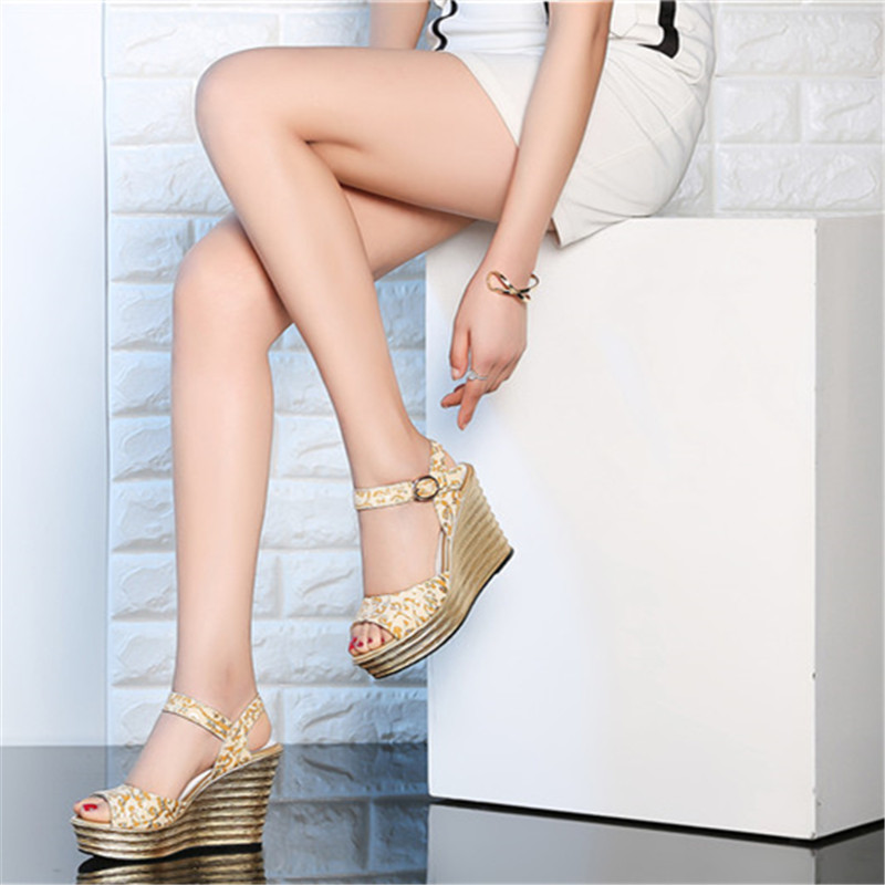 e84b22757ea KEAIQIANJIN-Woman-Silvery-High-Heels-Sandal -Fashion-Genuine-Leather-Golden-Wedges-Shoes-Summer-Plus-Size-33.jpg