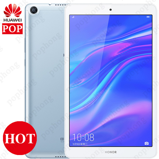 Original Huawei Honor Mediapad T5 8 Honor tablet 5 8 inch tablet PC Kirin 710 Octa Core Android 9.0 1200x1920