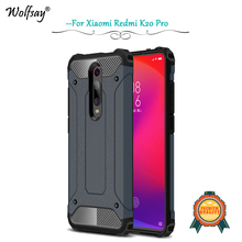 Xiaomi Redmi K20 Pro Case Shockproof Armor Rubber Hard Phone Bumper Back Cover Fundas