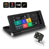 Car DVR GPS Android ADAS 3G Car GPS Dvr Camera Android 5 0 ROM16GB RAM1GB 6