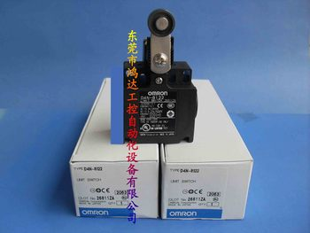 New Travel Switch D4N-8122