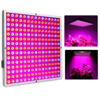 LED לגדול אור 1000W 225 נוריות מלא ספקטרום מנורת עבור צמחים פיטו מנורות לגדול אוהל תיבת חיסכון באנרגיה אור עבור מקורה שתילי