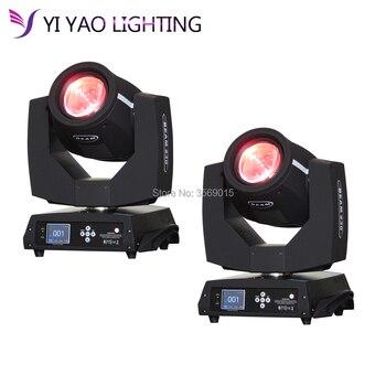 2 teile/los 200 Watt 5R Moving Head Lichtstrahl Sharpy Bühnenbeleuchtung