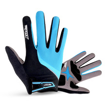 Winter Cycling font b Gloves b font Silicone Pad Long Finger Motorcycle font b Gloves b