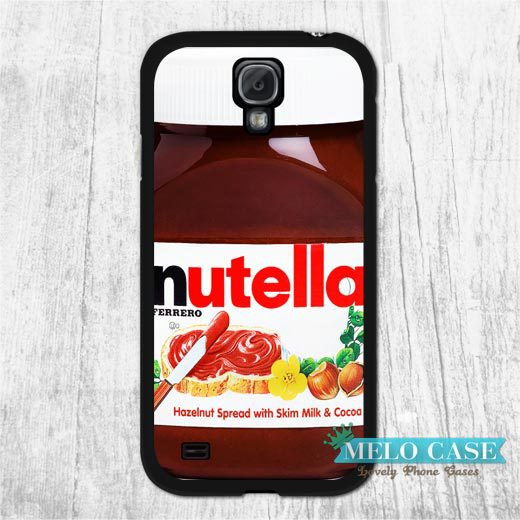 pretty nice ddb13 647a2 US $3.99 |Funny Nutella Bottle Case For Samsung Galaxy S5 S4 s5 mini s4  mini Note 4 3 Win i8552 Free Ship To Global High Quality Cases on ...